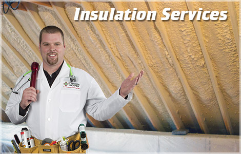 Insulation Services in Louisiana