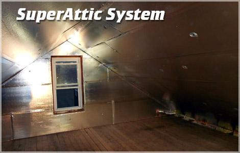 Attic Insulation Services in Louisiana